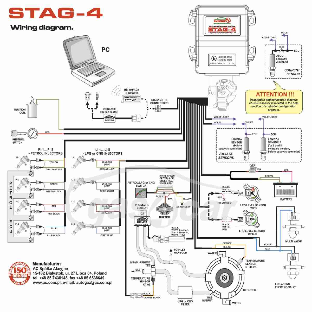 stag4wires ac stag 4 & 300 sequential injection change over switch button lpg changeover switch wiring diagram at readyjetset.co